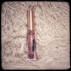 Too Faced Melted Matte-Tallic Liquified Lipstick